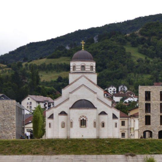 Grand Tara Andricgrad Crkva