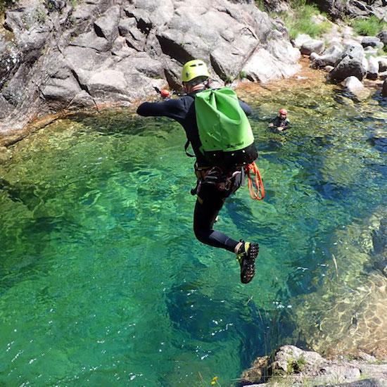 Hrcavka kanjoning Grand Tara