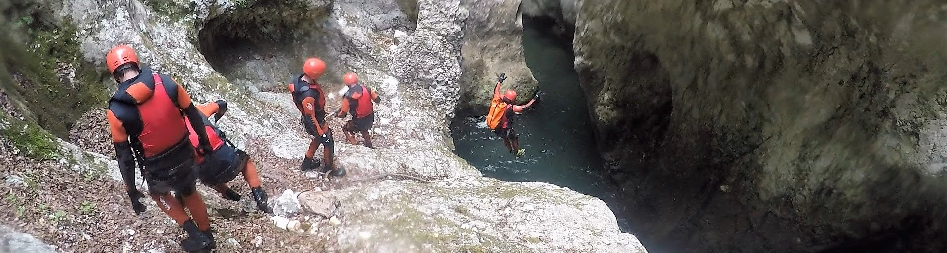Kanjoning Nevidio Grand Tara