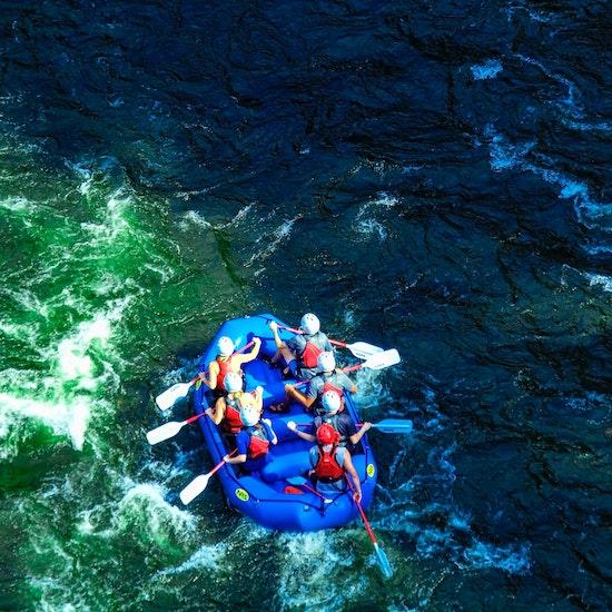 Rafting 100km