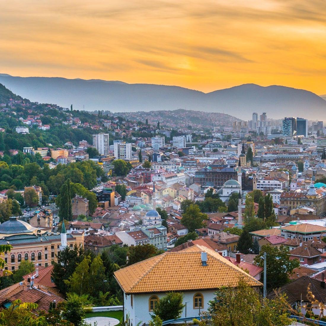 Sarajevo Grand Tara