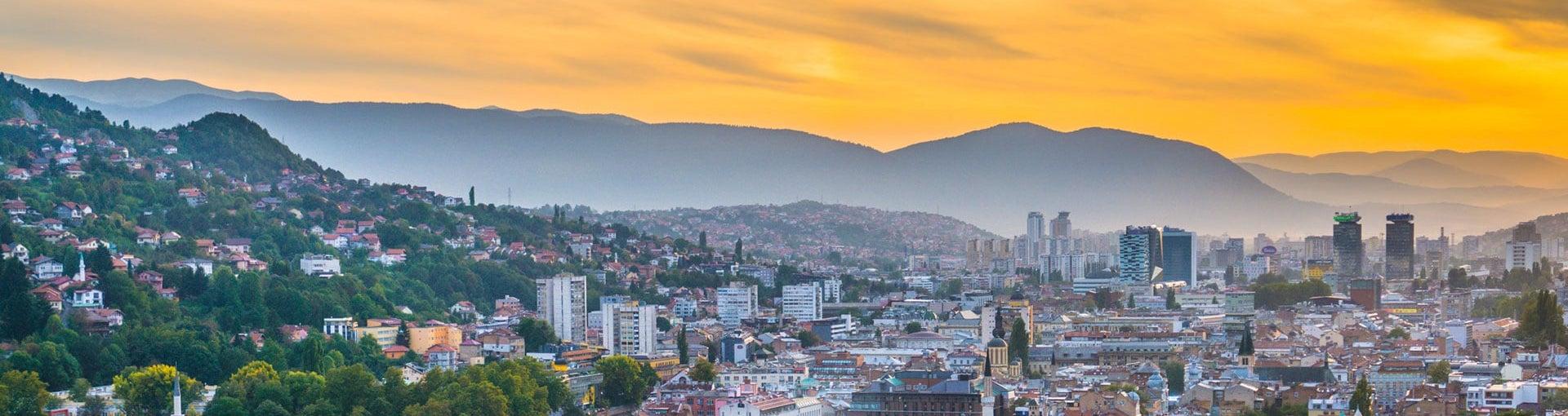 Sarajevo Grand Tara izlet baner