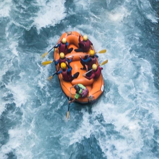 Suv rafting Grand Tara
