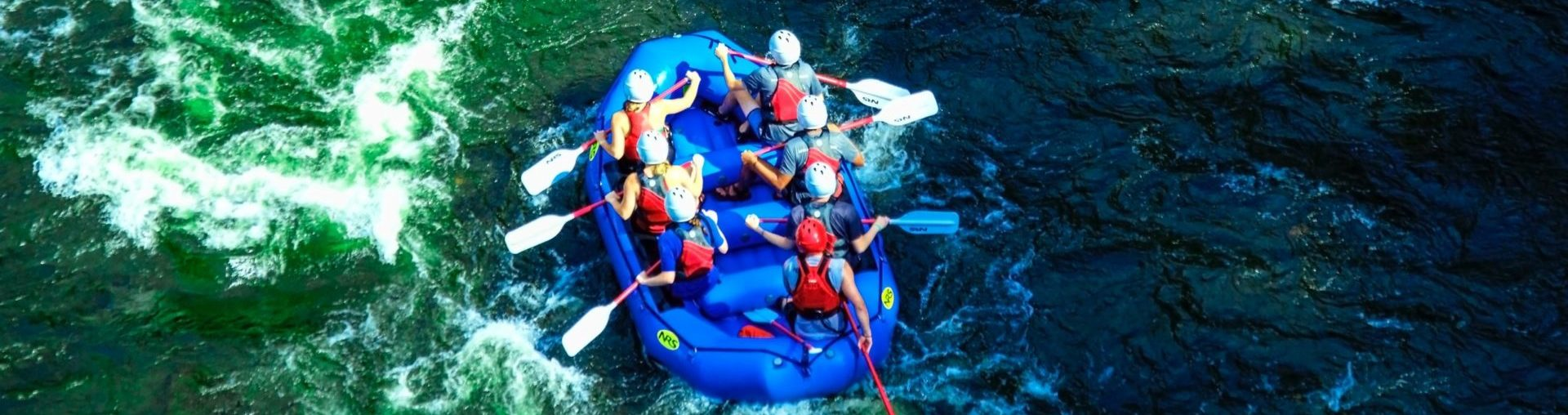 Rafting 100 km Grand kamp Tara