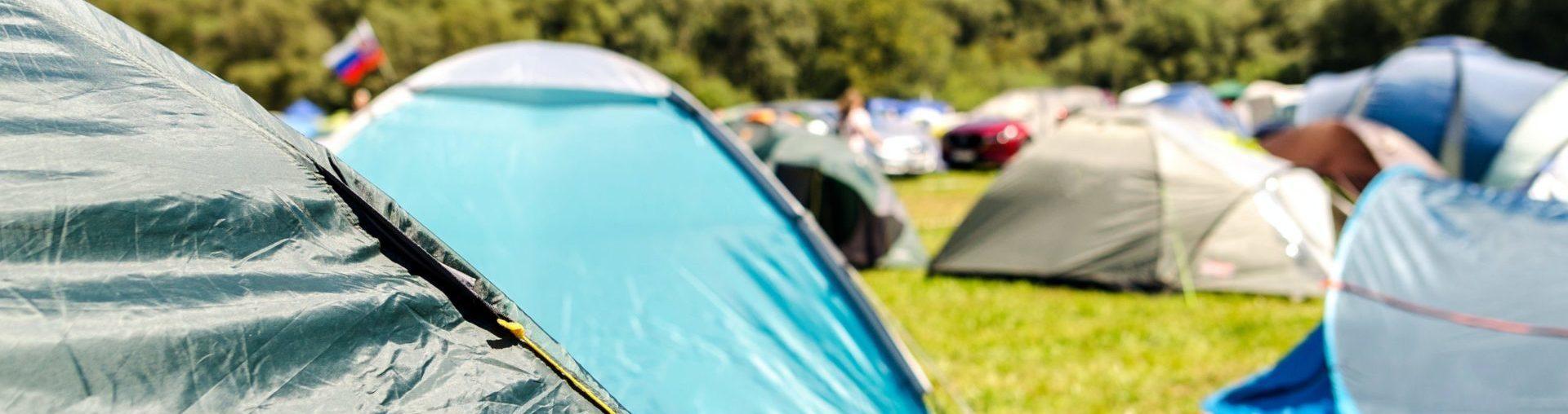 kampovanje u satorima