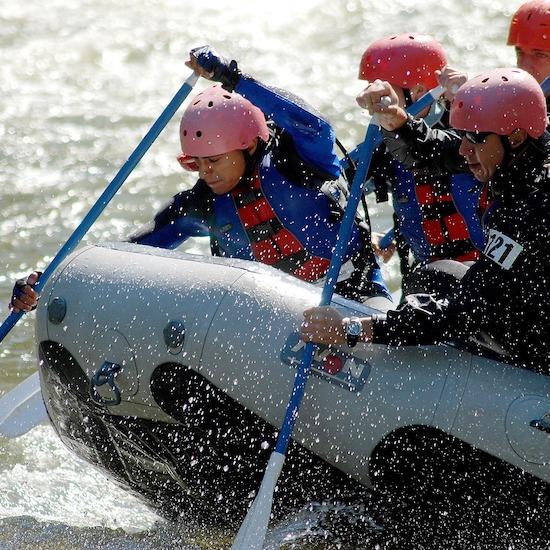 Grand Tara rafting