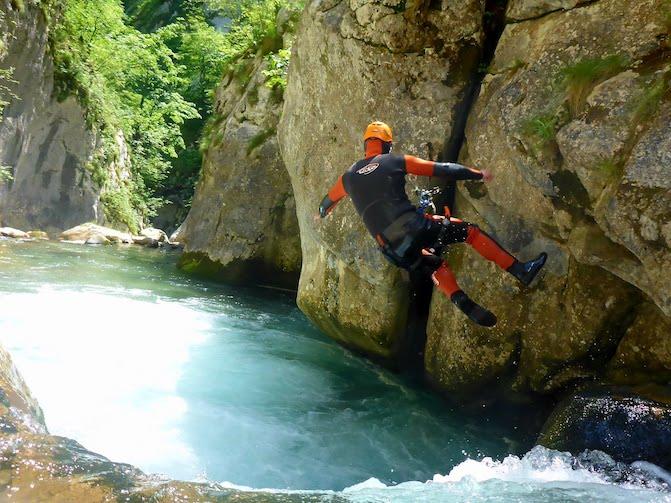 Grand Tara kanjoning
